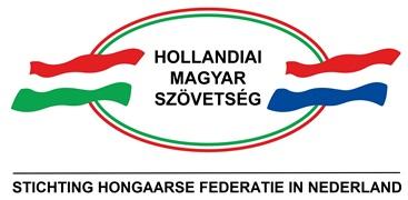 HOLLANDIAI MAGYAR SZÖVETSÉG Logo